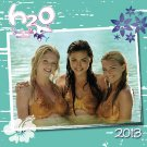 H2O Just Add Water 2013 Wall Calendar