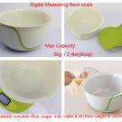 5kg digital measuring bowl scale