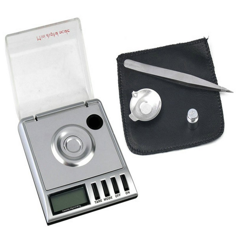 High Accurate pocket scale with 20g/0.001g.Gram scale Diamond scale