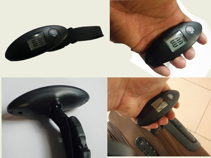 Mini luggage scale, more competitive price, only USD5.57/pcs ,free shipping