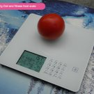 2015 diet and fitness nutritional kitchen scale