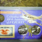 FIRST FLIGHT COLLECTION COINS & STAMP +AWSOME BONUS