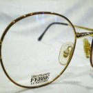 NEW GIANFRANCO FERRE  ROUND EYEGLASSES GOLD TORTOISE