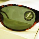 VINTAGE I's SUNGLASSES BY BAUSCH & LOMB GLASS TORTOISE