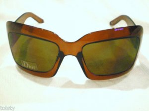 NEW Authentic DIOR Sunglasses EXTRALIGHT 2 BROWN
