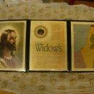 JESUS CHRIST ROMAN WIDOWS MITE PORTFOLIO CATHOLIC BIBLE