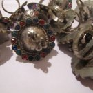VINTAGE TRIBAL JEWELERY RING LOT TIBET HOLLY AUTHENTIC$