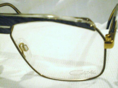 Vintage CAZAL DMC EYEGLASSES MOSAIC GRAY GOLD MOD.730