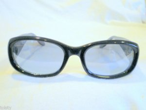 NEW   VIVIENNE WESTWOOD SUNGLASSES BLACK PEARL  51-19-135  MADE IN ITALY