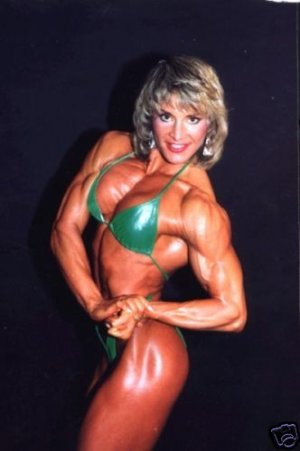 Female Bodybuilder Cory Everson WPW-137 DVD or VHS