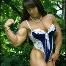 Female Bodybuilder Denise Hoshor RM-214 DVD