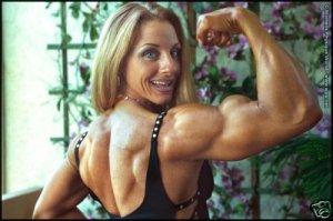 Female Bodybuilder Lindsay Mulinazzi WPW-519 DVD or VHS