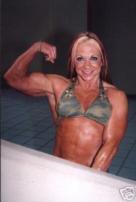 Female Bodybuilder Rohrbacker & Aukland WPW-708 DVD/VHS