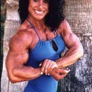 Female Bodybuilder Debbie Bramwell WPW-617 DVD or VHS