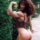 Female Bodybuilder Colette Guimond WPW-245 DVD or VHS