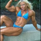 Female Bodybuilder Marja Lehtonen WPW-459 DVD or VHS