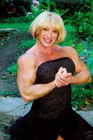 Female Bodybuilder Kathryn Connors WPW-731 DVD or VHS