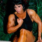 Female Bodybuilder Tazzie Colomb WPW-738 DVD or VHS