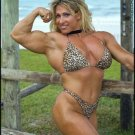 Female Bodybuilder Christi Wolf RM-201 DVD