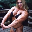 Female Bodybuilder Colette Nelson WPW-541 DVD or VHS