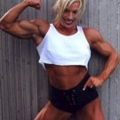 Female Bodybuilder Debi Laszewski WPW-369 DVD or VHS