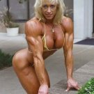 Female Bodybuilder Lora Ottenad WPW-304 DVD or VHS