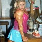Female Bodybuilder Marja Lehtonen WPW-522 DVD or VHS
