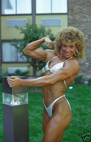 Female Bodybuilder Sedacca & Graser WPW-81 DVD or VHS