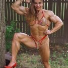 Female Bodybuilder Zuzana Korinkova WPW-308 DVD or VHS