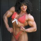 Female Bodybuilder Amelia Hernandez RM-170 DVD