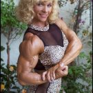 Female Bodybuilder Judy Miller RM-130 DVD