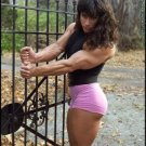 Female Bodybuilder Annie Rivieccio RM-122 DVD