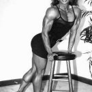 Female Bodybuilder Rachel Mathias RM-23 DVD