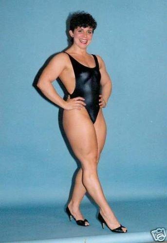 Female Bodybuilders Debbie Sider & Joan Wood WPW-28 DVD
