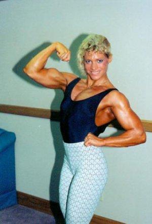 Bodybuilders Lippman, Tigert Buckels & More WPW-130 DVD