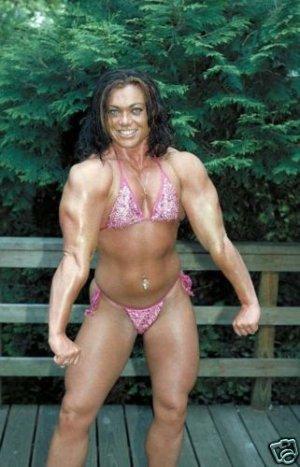 Female Bodybuilder Birtch & Savary WPW-679 DVD or VHS