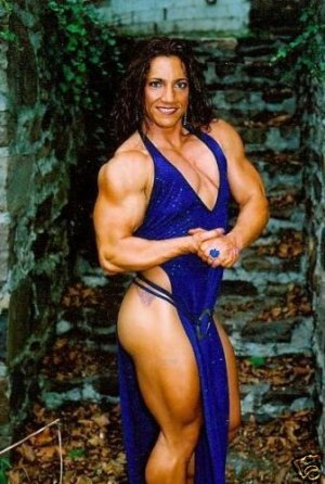 Female Bodybuilder Annie Sheehan WPW-666 DVD or VHS