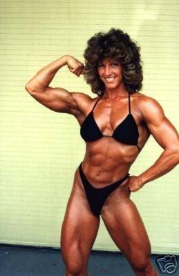 Female Bodybuilder Tara Dodane WPW-144 DVD or VHS