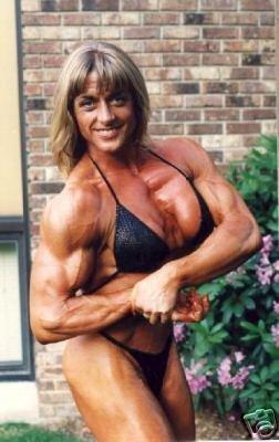 Female Bodybuilder Joanne Lee RM-41 DVD or VHS