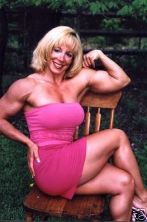 Female Bodybuilder Michele Burdick WPW-600 DVD or VHS