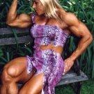 Female Bodybuilder Marja Lehtonen WPW-604 DVD or VHS