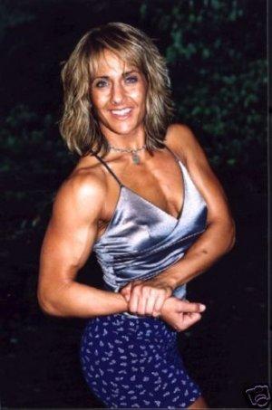 Female Bodybuilder Dina Copeland WPW-602 DVD or VHS