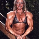 Female Bodybuilder Bettina Kadet WPW-654 DVD or VHS