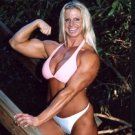 Female Bodybuilder Gabriel Nicander WPW-652 DVD or VHS