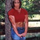 Female Bodybuilder Deach & Walters WPW-658 DVD or VHS