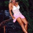 "Female Bodybuilder Karen ""KC"" Inlow WPW-644 DVD or VHS"