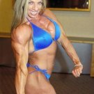 Female Bodybuilder Debi Laszewski WPW-660 DVD or VHS