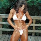 Female Bodybuilder Karen Zaremba WPW-648 DVD or VHS