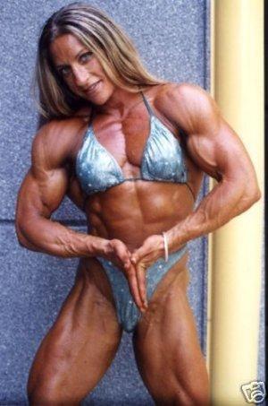 Female Bodybuilder Dena Westerfield WPW-626 DVD or VHS