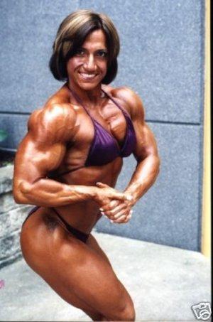 Female Bodybuilder Annie Sheehan WPW-609 DVD or VHS